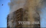 Lại cháy chung cư cao tầng ở thủ đô London của Anh