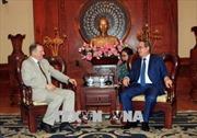 TP Hồ Chí Minh tăng cường hợp tác với TP Saint Petersburg, Liên bang Nga