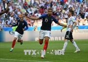 Vòng 1/8 World Cup 2018: Pháp loại Argentina trong 'bữa tiệc' bàn thắng