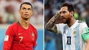 WORLD CUP 2018: Cộng đồng mạng chế ảnh hài hước khi Ronaldo và Messi dắt tay nhau về nước