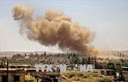 Nga và phiến quân Syria tiếp tục đàm phán về xung đột ở Daraa