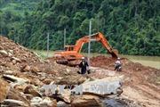 Đã khai thông nhiều tuyến quốc lộ và tỉnh lộ sau mưa lũ