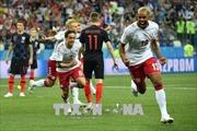 Ghi bàn chớp nhoáng, Đan Mạch - Croatia cùng lập kỷ lục World Cup