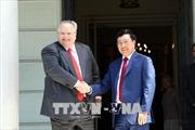 Hy Lạp tăng cường quan hệ mọi mặt với Việt Nam