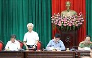 Công an Hà Nội thụ lý 60 vụ án tham nhũng
