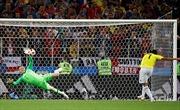World Cup 2018: Người hùng tuyển Anh Jordan Pickford đáp trả Courtois: 'Lùn thì đã sao?'