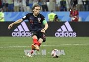 World Cup 2018: Luka Modric - từ cuộc sống tị nạn đến cầu thủ ngôi sao