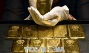 Giá vàng chạm mức cao nhất trong một tuần qua