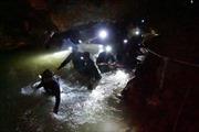 Có phương án giúp nhóm thiếu niên Thái Lan mắc kẹt đi bộ thoát khỏi hang