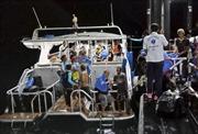 53 du khách mất tích trong vụ lật tàu ở Phuket, Thái Lan