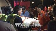 Huy động máy bay trực thăng tìm kiếm nạn nhân chìm tàu ở Phuket, Thái Lan