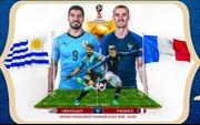 Tứ kết World Cup 2018: Pháp sẽ làm gì để vượt qua 'đá tảng' Uruguay?