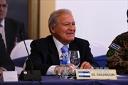 Tổng thống El Salvador đánh giá cao quan hệ mọi mặt với Việt Nam