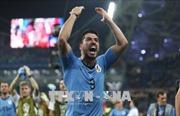 World Cup 2018: Cặp trời sinh Cavani - Suarez