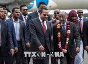 Ethiopia và Eritrea ký tuyên bố chấm dứt 'tình trạng chiến tranh'
