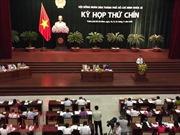Kỳ họp thứ 9 HĐND TP Hồ Chí Minh: Bàn giải pháp cho vấn nạn kẹt xe, ngập nước