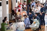 Thủ tướng Nhật Bản cam kết cứu trợ vùng thiên tai