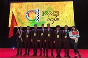 Đoàn Việt Nam giành 1 HCV tại Olympic Toán học Quốc tế năm 2018