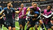 Chung kết World Cup 2018 Pháp và Croatia: Đội tuyển Pháp đăng quang vô địch