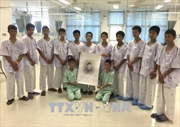 Giải cứu đội bóng thiếu niên Thái Lan: Các thành viên đội bóng được xuất viện