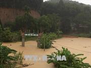 Kiểm tra công tác khắc phục hậu quả mưa lũ tại Yên Bái