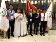 Thí sinh Việt Nam giành điểm cao nhất tại Olympic sinh học quốc tế