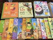 Khai mạc Hội sách bản quyền Hàn Quốc tại TP Hồ Chí Minh