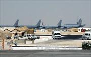 Mỹ và Qatar có kế hoạch mở rộng căn cứ Al-Udeid