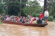 Vỡ đập thủy điện ở Lào: Thái Lan viện trợ 147.000 USD cho các nạn nhân