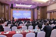 Bế mạc Hội thảo Lý luận lần thứ 6 giữa Đảng Cộng sản Việt Nam và Đảng NDCM Lào