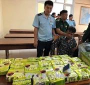 Biểu dương các lực lượng triệt phá đường dây ma túy lớn tại Hà Tĩnh