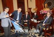 Tập đoàn Lotte muốn đầu tư nhiều dự án vào TP Hồ Chí Minh