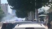 Nổ bên ngoài Đại sứ quán Mỹ tại Trung Quốc