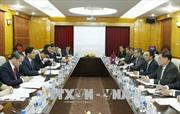 Tăng cường hợp tác ngành Thanh tra hai nước Việt Nam-Lào