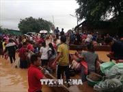 Nhiều doanh nghiệp Việt Nam hỗ trợ khắc phục sự cố vỡ đập thủy điện tại Lào