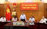 Bình Thuận cần quyết liệt tinh giản biên chế, kết hợp cơ cấu lại đội ngũ cán bộ
