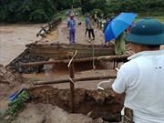 Hòa Bình nỗ lực khắc phục thiệt hại do mưa lũ gây ra