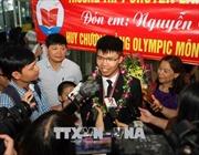 Bí quyết giành Huy chương Vàng Quốc tế môn Vật lý của chàng trai xứ Thanh