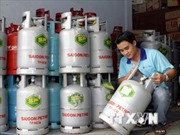 Giá gas tăng từ 8.000 - 10.000 đồng/bình từ ngày 1/8