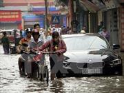 Thời tiết 2/8: Tiếp tục xuất hiện mưa to, nguy cơ ngập lụt ở các thành phố
