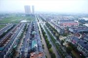 Đô thị mới Hà Nội vẫn 'đồng hành' tình trạng cứ mưa là ngập