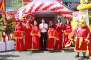 Agribank chi nhánh Hùng Vương khai trương Phòng giao dịch Bình Tây