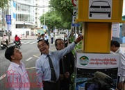 TP Hồ Chí Minh đưa vào thí điểm 5 điểm đón taxi khu trung tâm quận 1