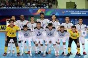 Thành phố Hồ Chí Minh thưởng 'nóng' 500 triệu đồng cho Câu lạc bộ Futsal Thái Sơn Nam