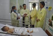 Vụ TNGT đặc biệt nghiêm trọng ở Quảng Nam: Hai bệnh nhi chuẩn bị xuất viện