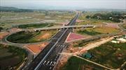 Nhiều tấm lưới chắn rác trên Cao tốc Hạ Long - Hải Phòng bị mất trộm
