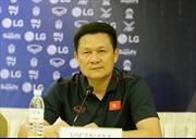 HLV Nguyễn Quốc Tuấn: 'U22 Việt Nam sẽ tập trung cao độ để giành chiến thắng'