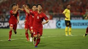 'HLV Park Hang Seo quá giỏi, điểm 10 cho Anh Đức'
