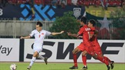 Cộng đồng mạng phẫn nộ khi Văn Toàn không được công nhận bàn thắng trước Myanmar