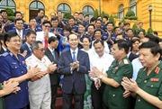 Nhân dân cả nước thương tiếc Chủ tịch nước Trần Đại Quang